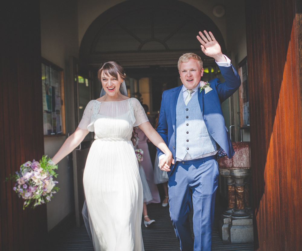 Kinsale wedding photographer Acton's Hotel