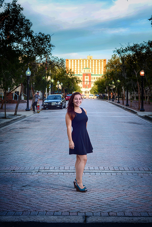 Tatiana, Deland Senior 2015