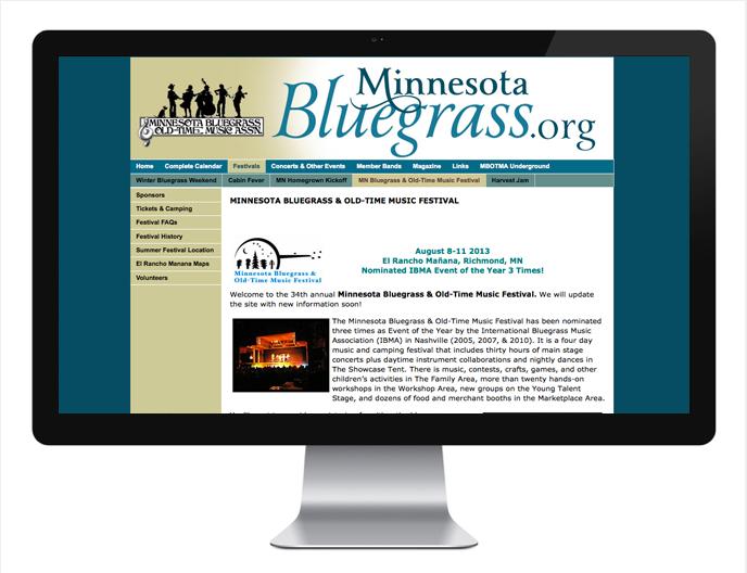 Minnesota Bluegrass & Old-Time Music Association
