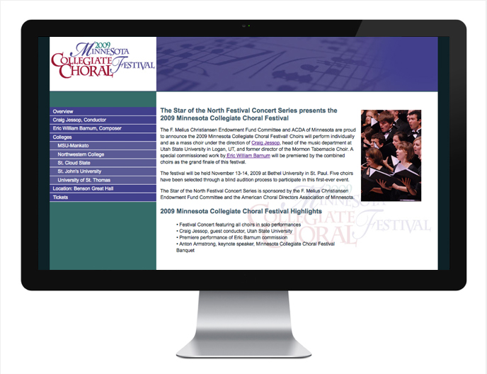 Minnesota Collegiate Choral Festival