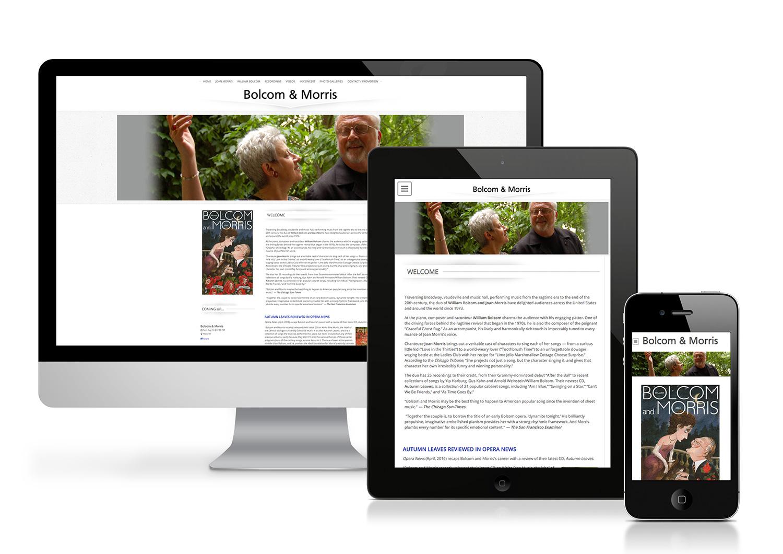 New Bolcom and Morris Site