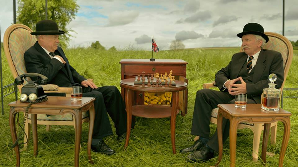 Of kings and pawns short film