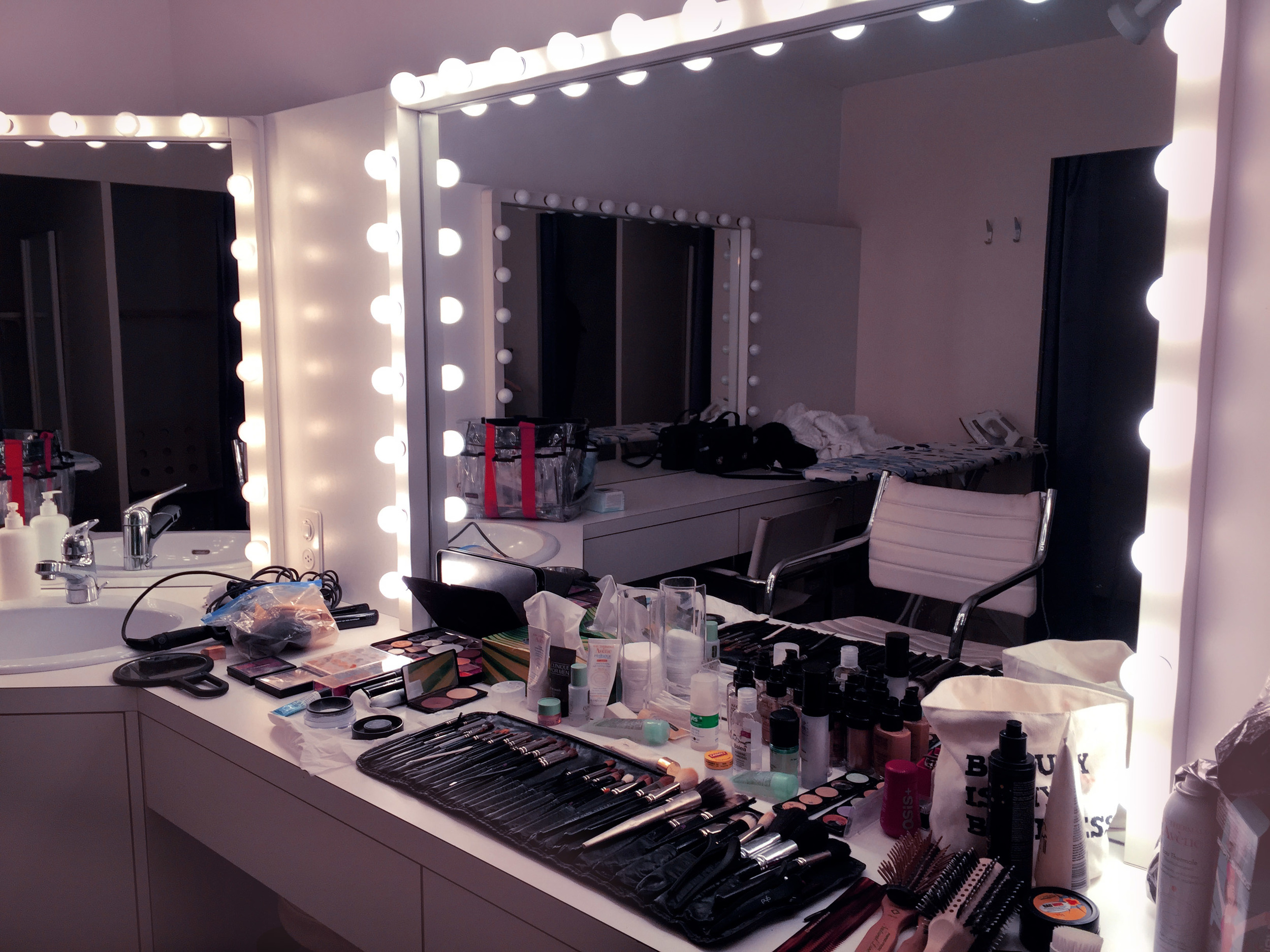 Mein Lieblings Makeup Ort im Studio Gutenswil ZH