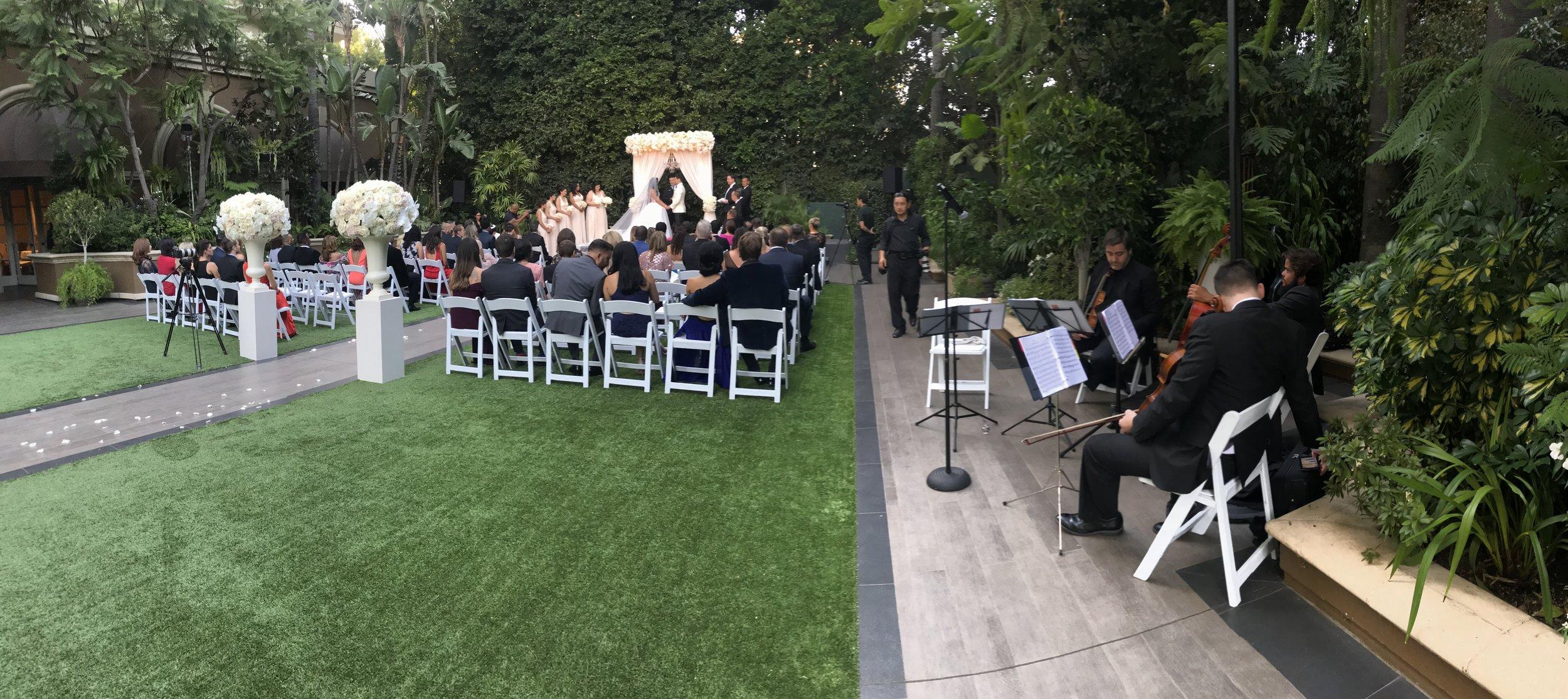 Four Seasons, Beverly Hills, 2017