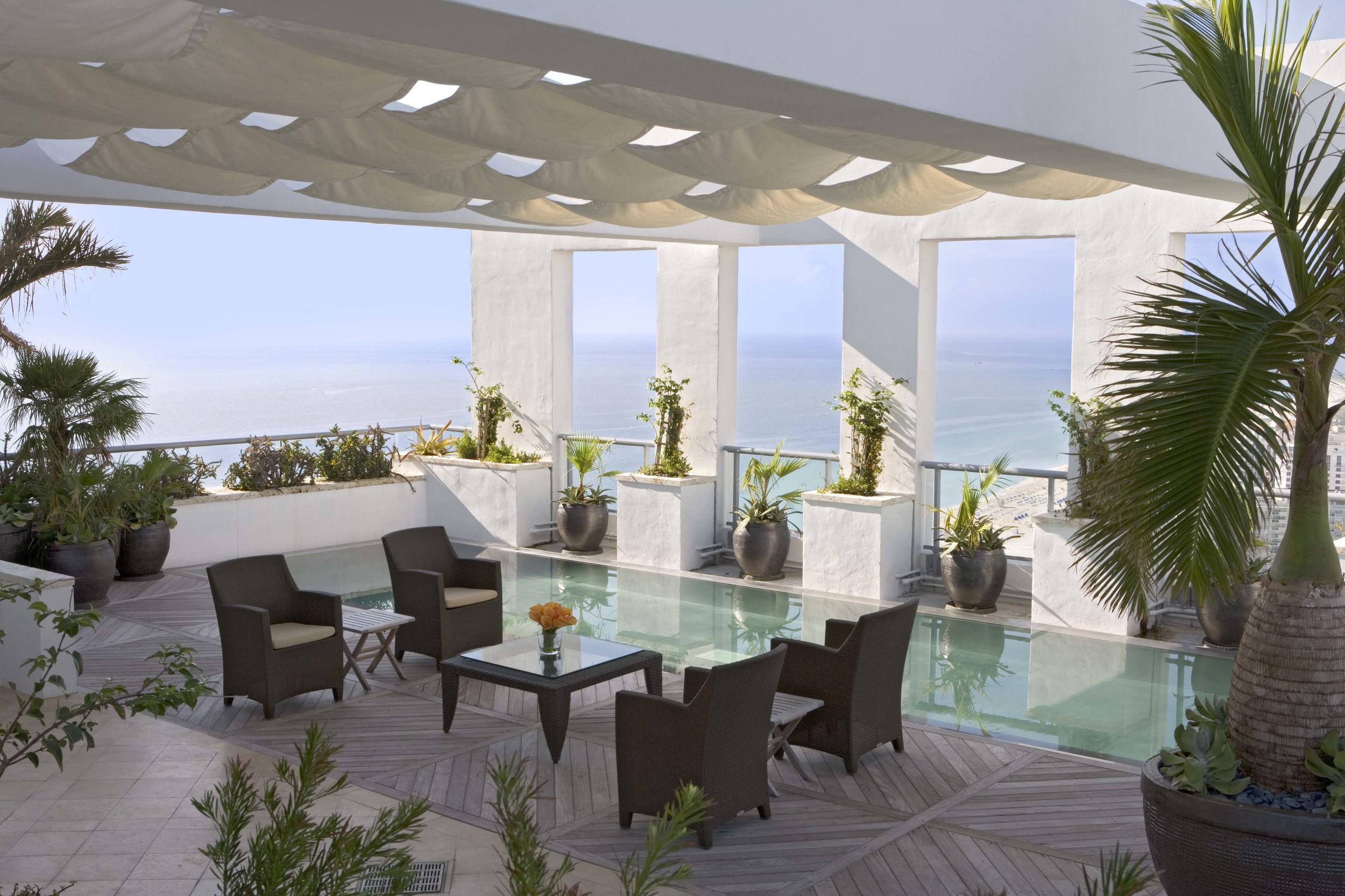 Penthouse, South Beach, FL