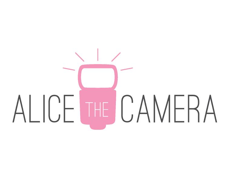Alice the Camera's old branding