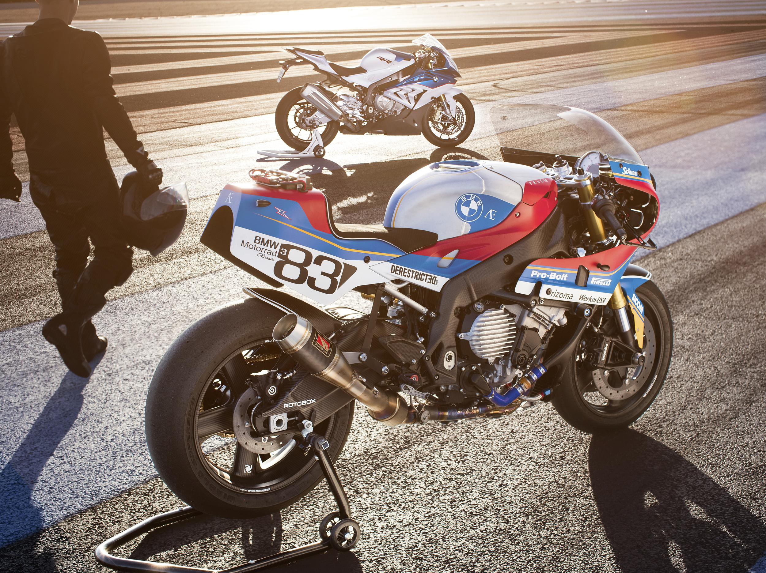 PAGNOL-MOTOR Pagnol -PRAEM-BMW journal