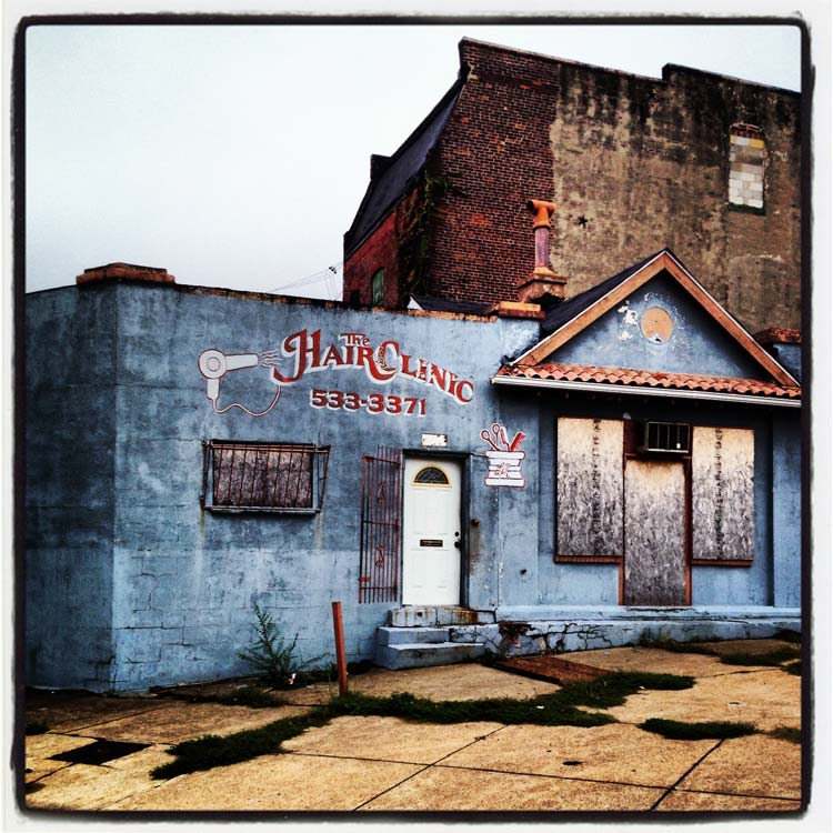 North St. Louis City, 2012