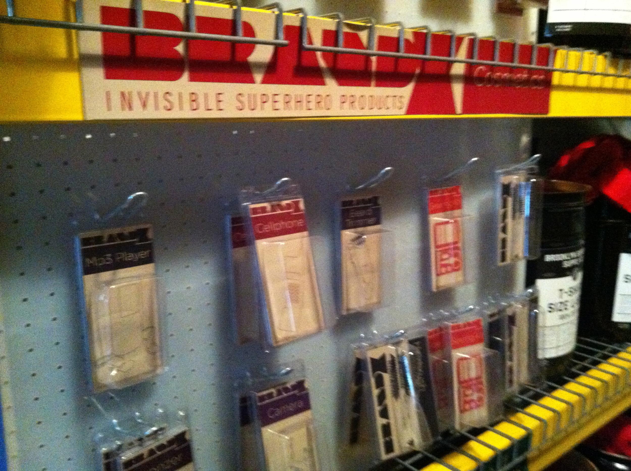 I was devillainized at the Brooklyn Superhero Supply Co.