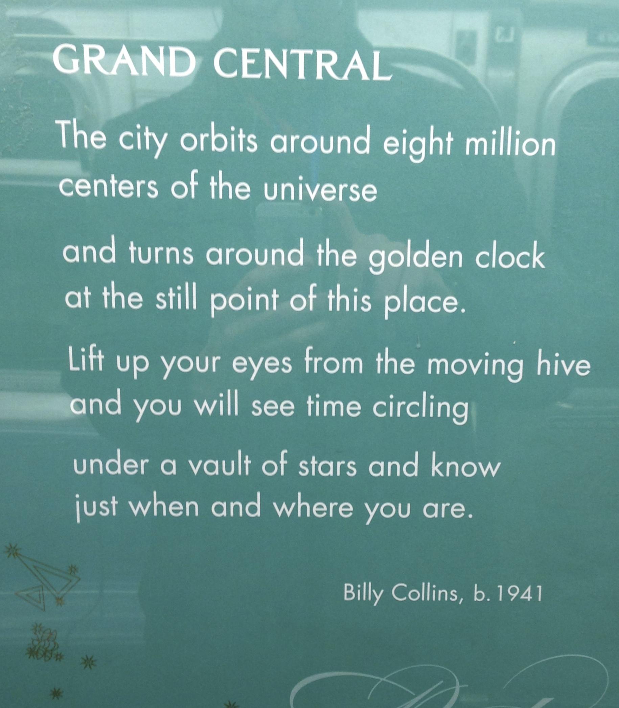 """Grand Central"""