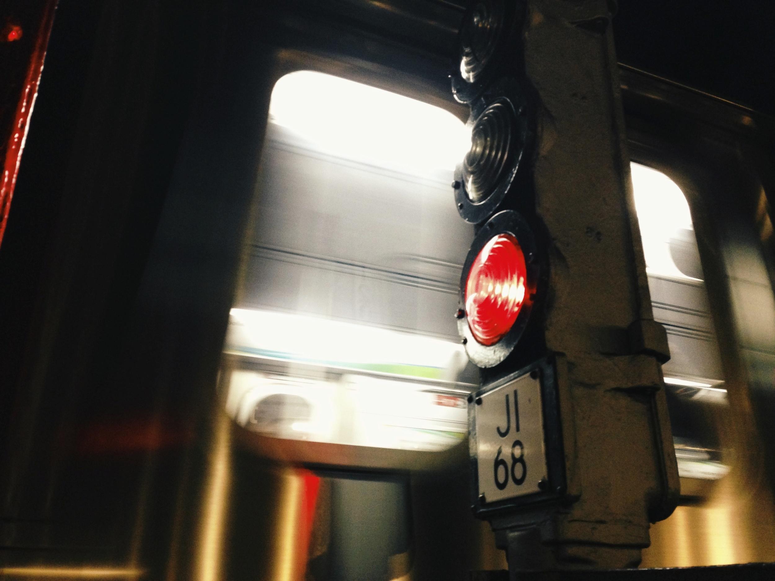 Delancey Trolley Station