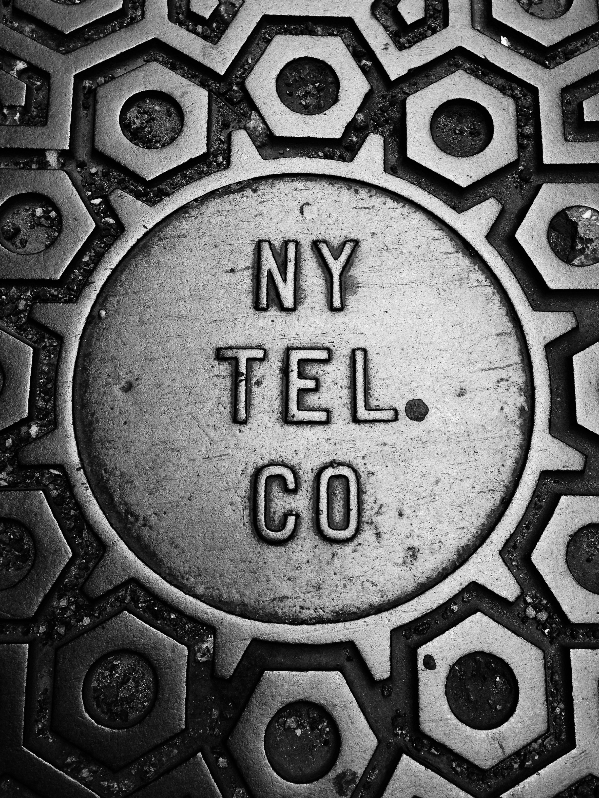 New York City manhole