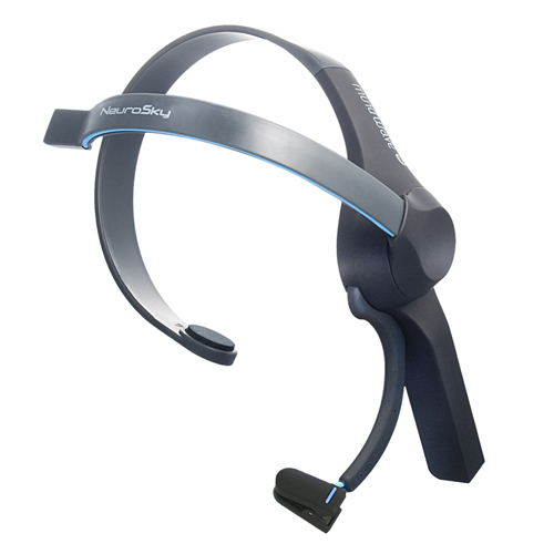 NeuroSky's  MindWave Mobile  headset