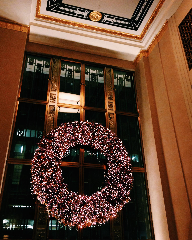 Waldorf Astoria vestibule