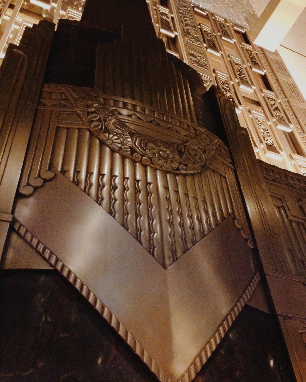 Waldorf Astoria facade