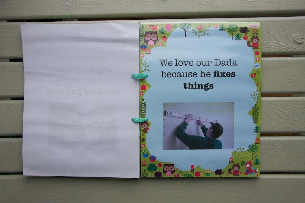 Why We Love Our Dada