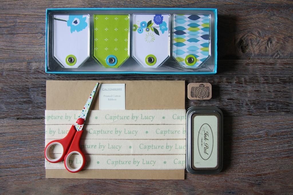 DIY Blog Cards @capturebylucy