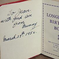 Granny's Birthday Book