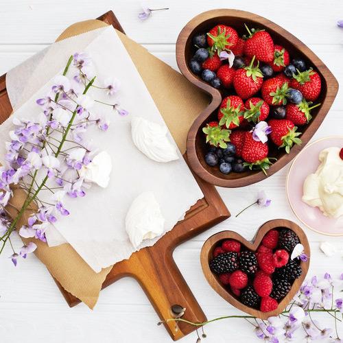 Summer Berry Bake