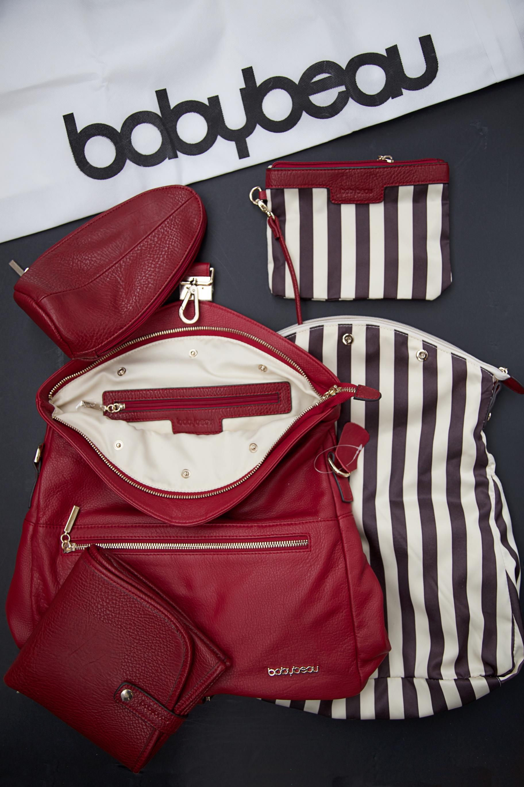 baby beau changing bag