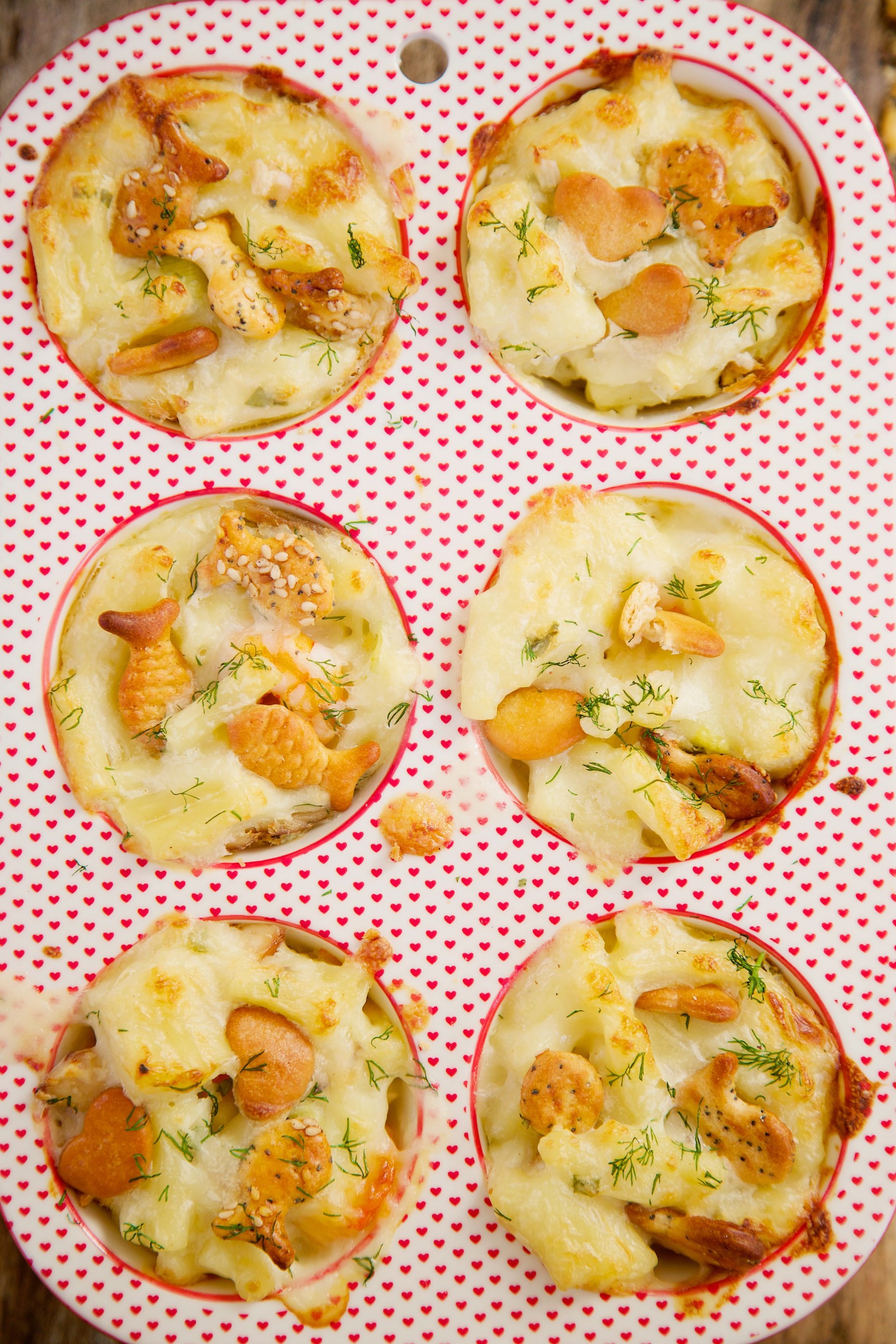Seafood Macaroni Cheese Recipe
