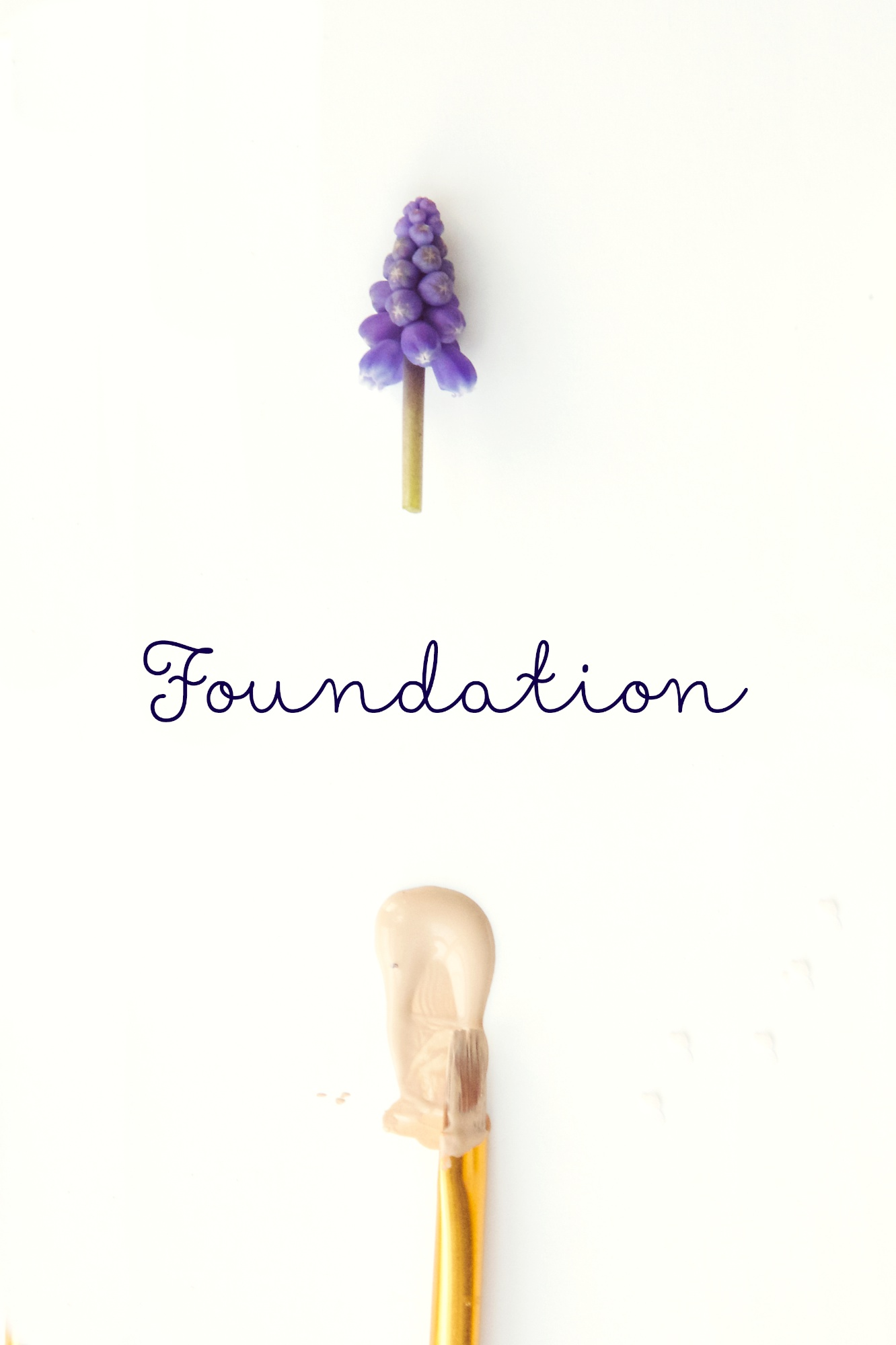 How much foundation to use