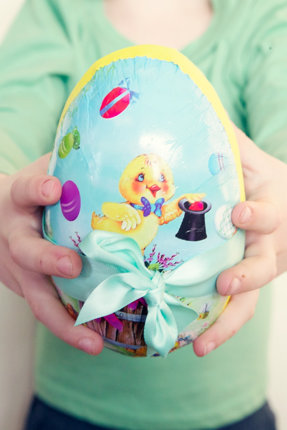 Chocolate Free Easter Gift