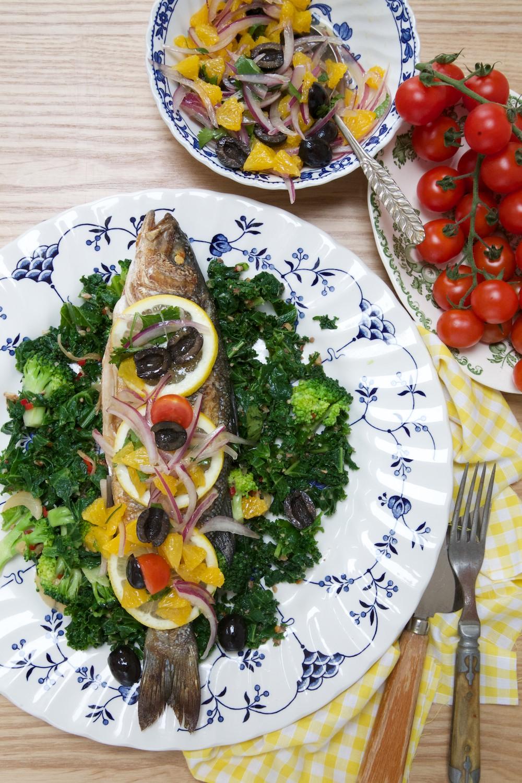 pale fish recipe
