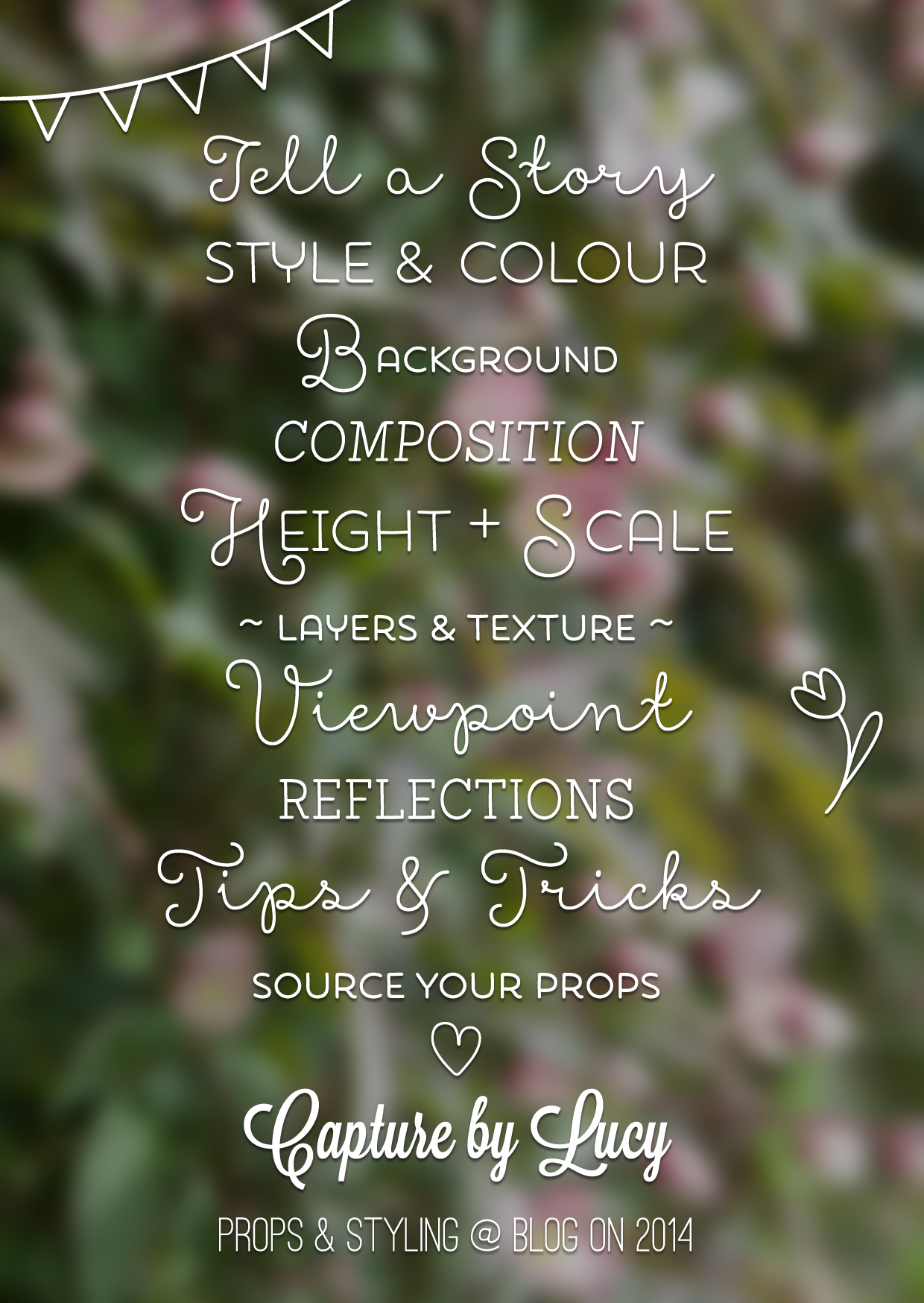 Props and Styling Cheat Sheet