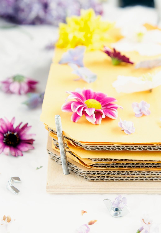 Flower Press Craft