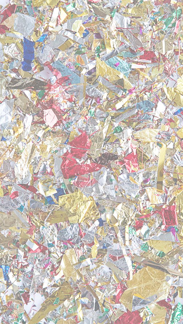 Confetti Phone Wallpaper