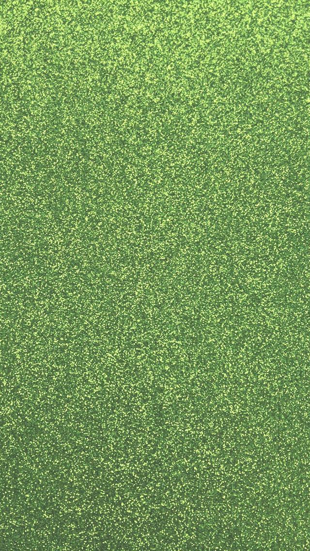 Green Glitter Phone Wallpaper