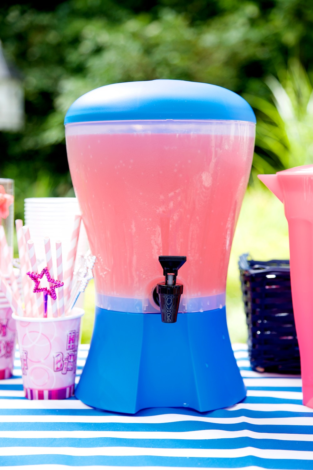 Pink Party Drinks