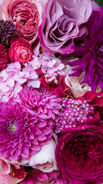 floral phone wallpaper