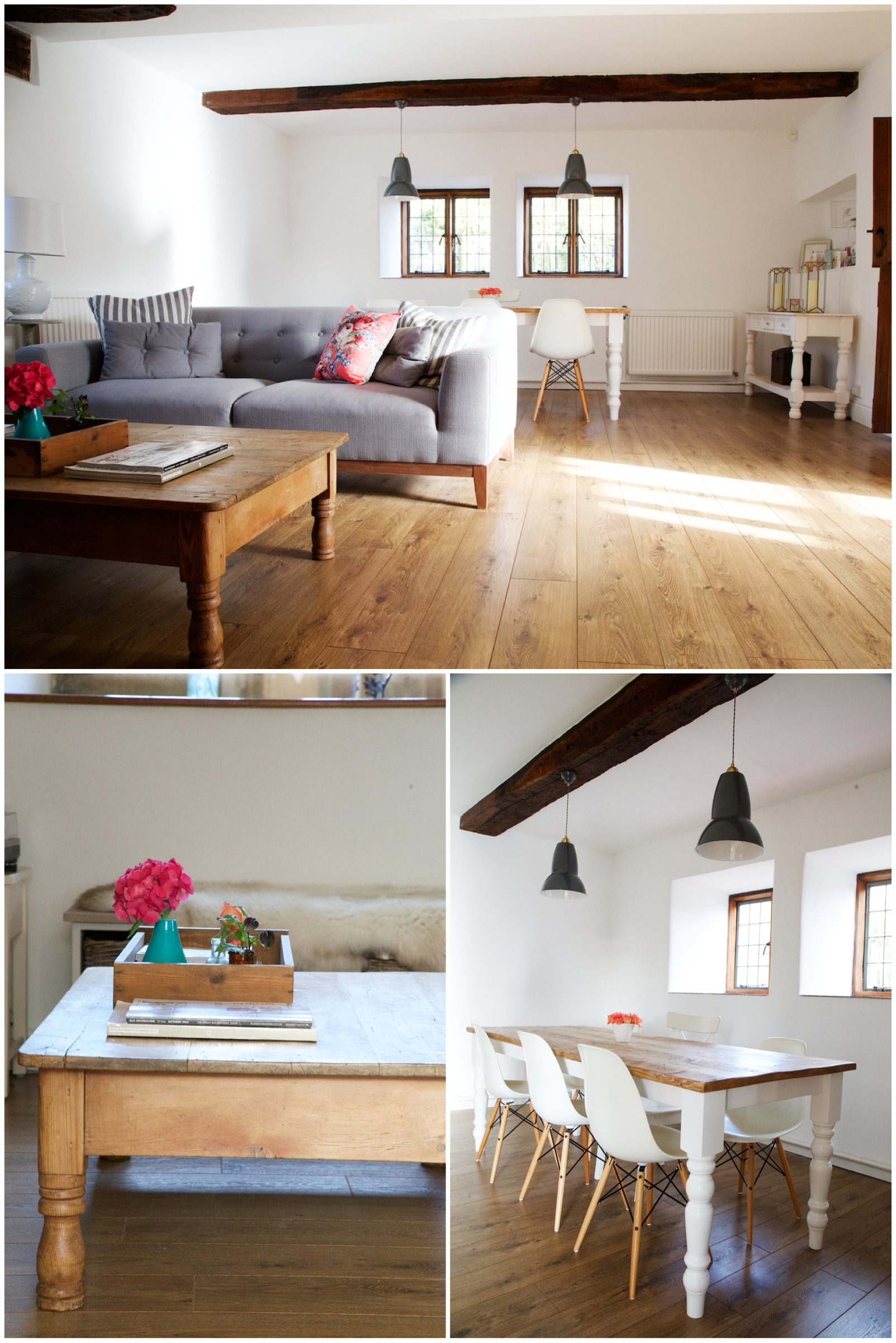 Living space after