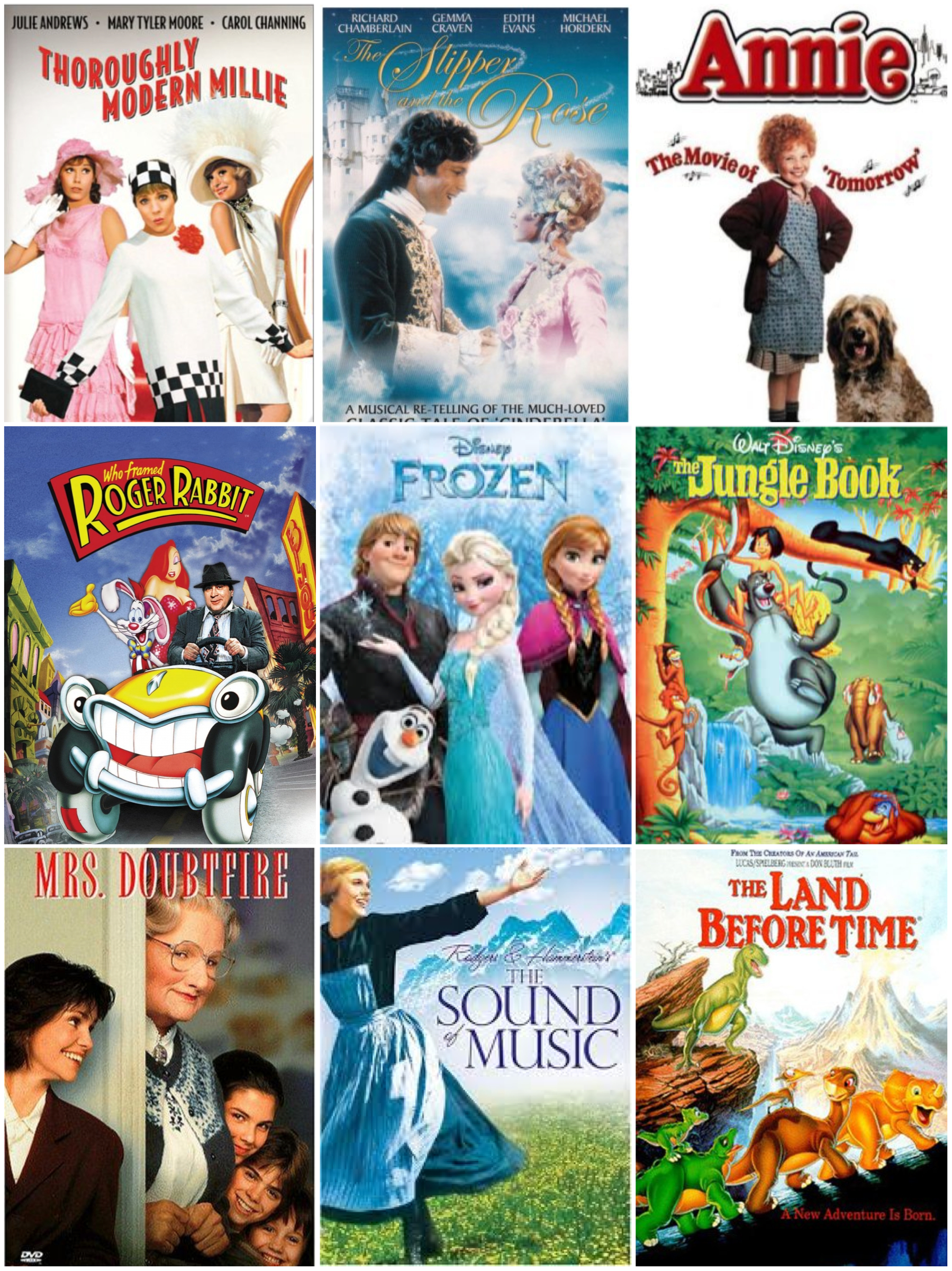 top family films
