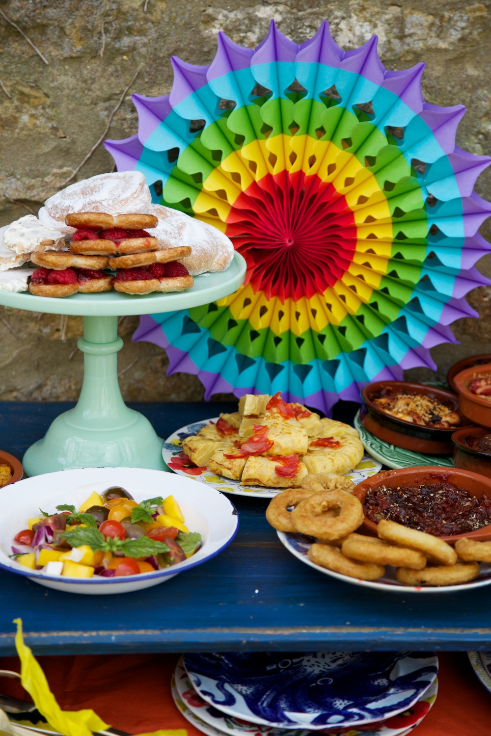 Family Fiesta Iberian And Spanish Week With Lidl Capture