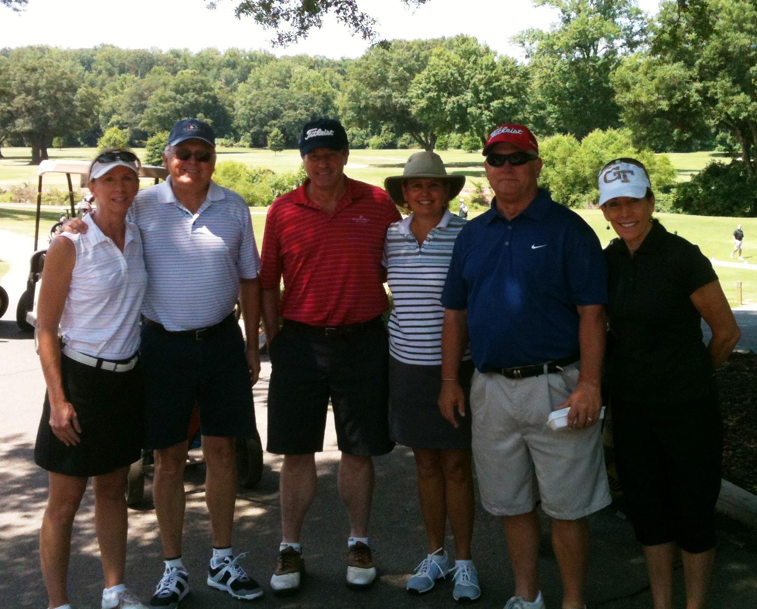 2012 BJGC championship day 2 - Linda, Larry, Bernard, Peggy, Eddie and Susan.jpg