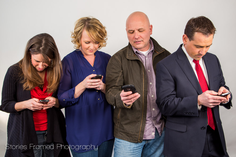 This is how you get your news. :)  Andi, Gretchen, Danny and Vince are busy doing their jobs. As you can tell.