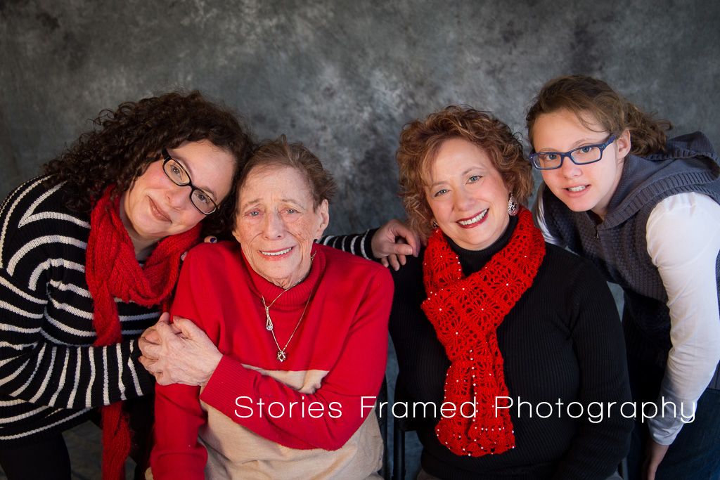 Four Generations | Stories Framed Photography