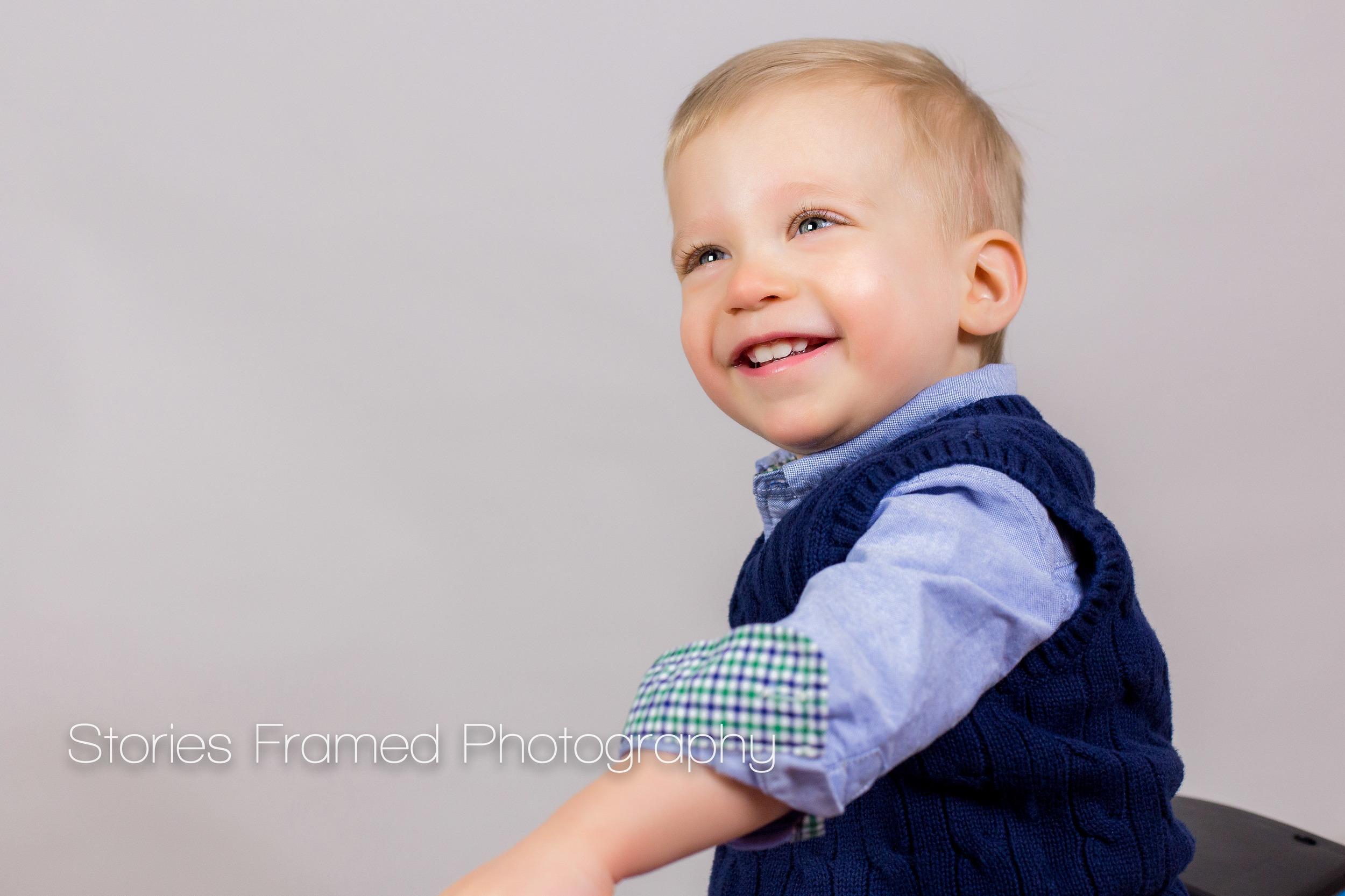 SFP | happy little boy