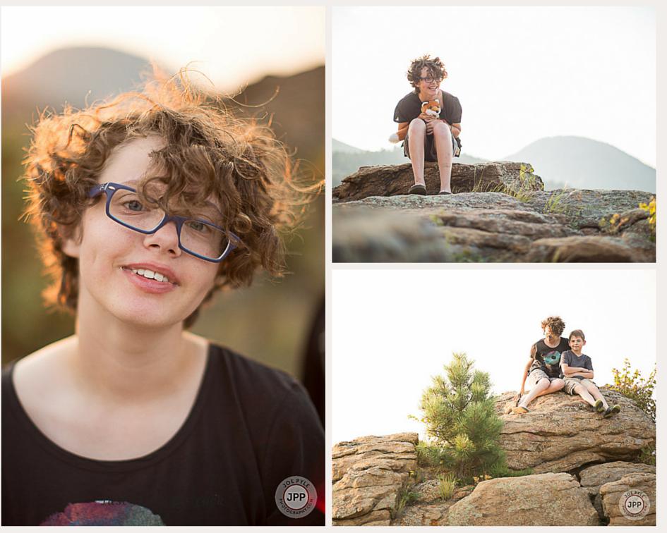 Joe Pyle Photography meets Stories Framed Photography | Samantha