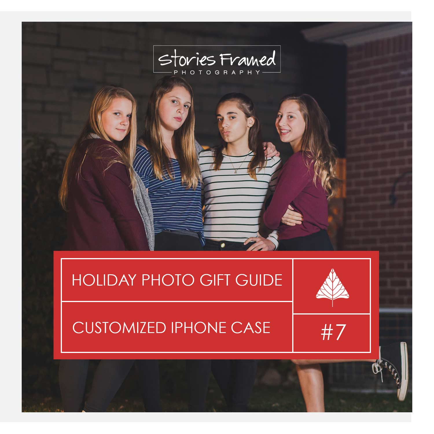 SFP Holiday Photo Gift Guide day 7 iphone cases