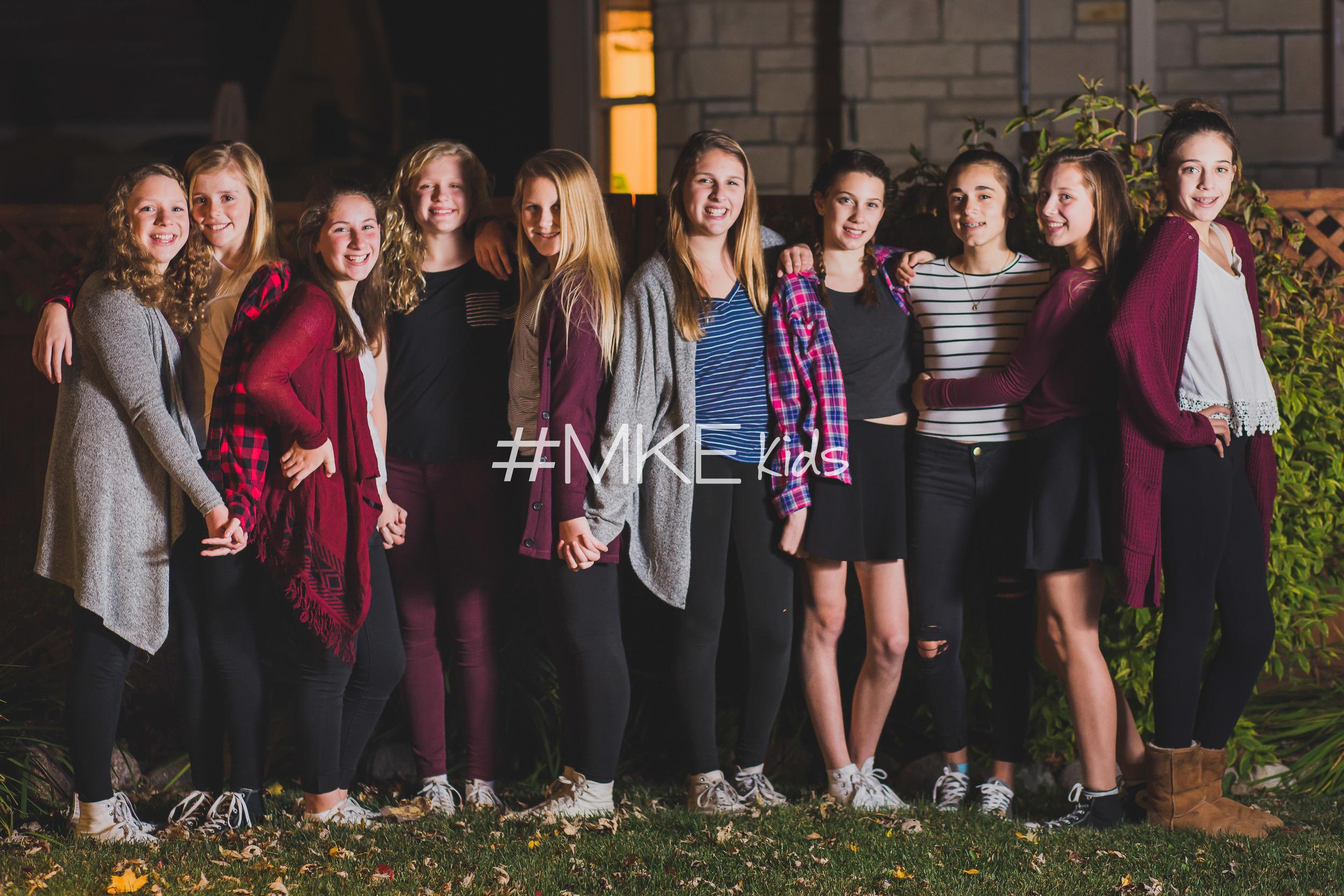 MKEkids tween party photo shoot | ava