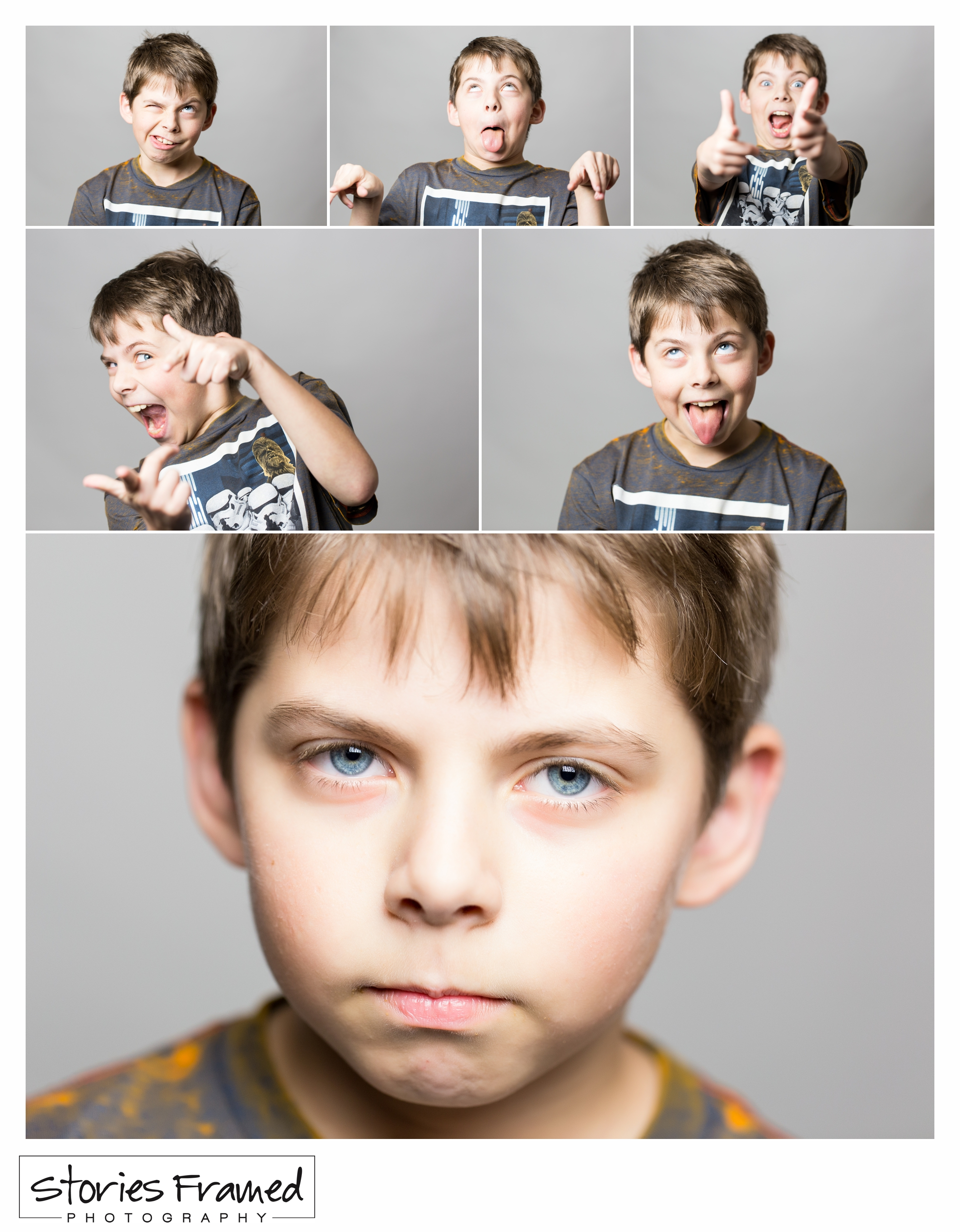 SFP | silly faces | new lens