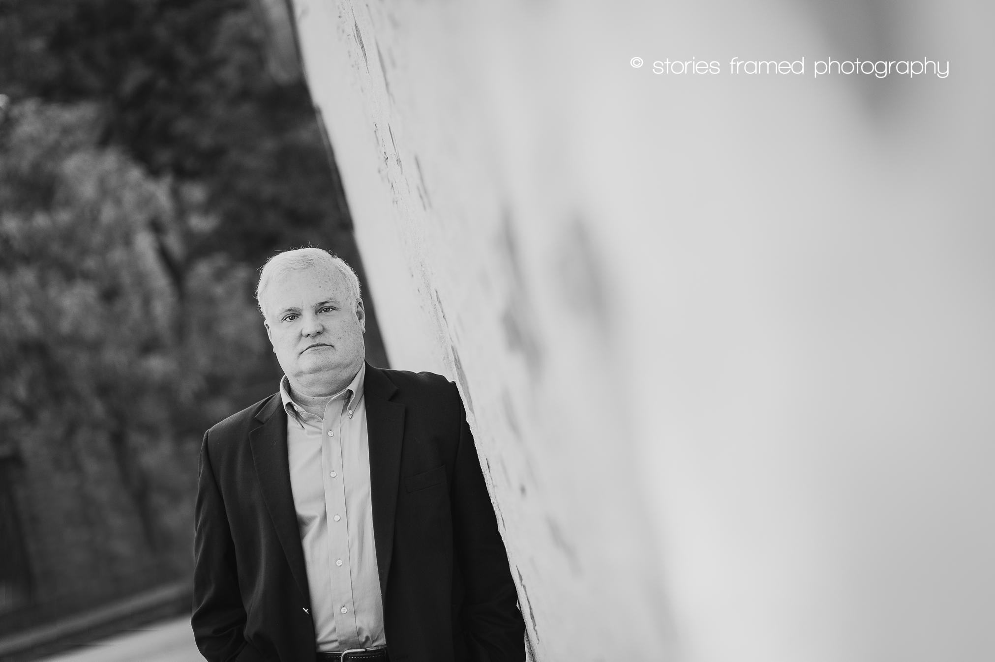 SFP author photo Shane Gericke