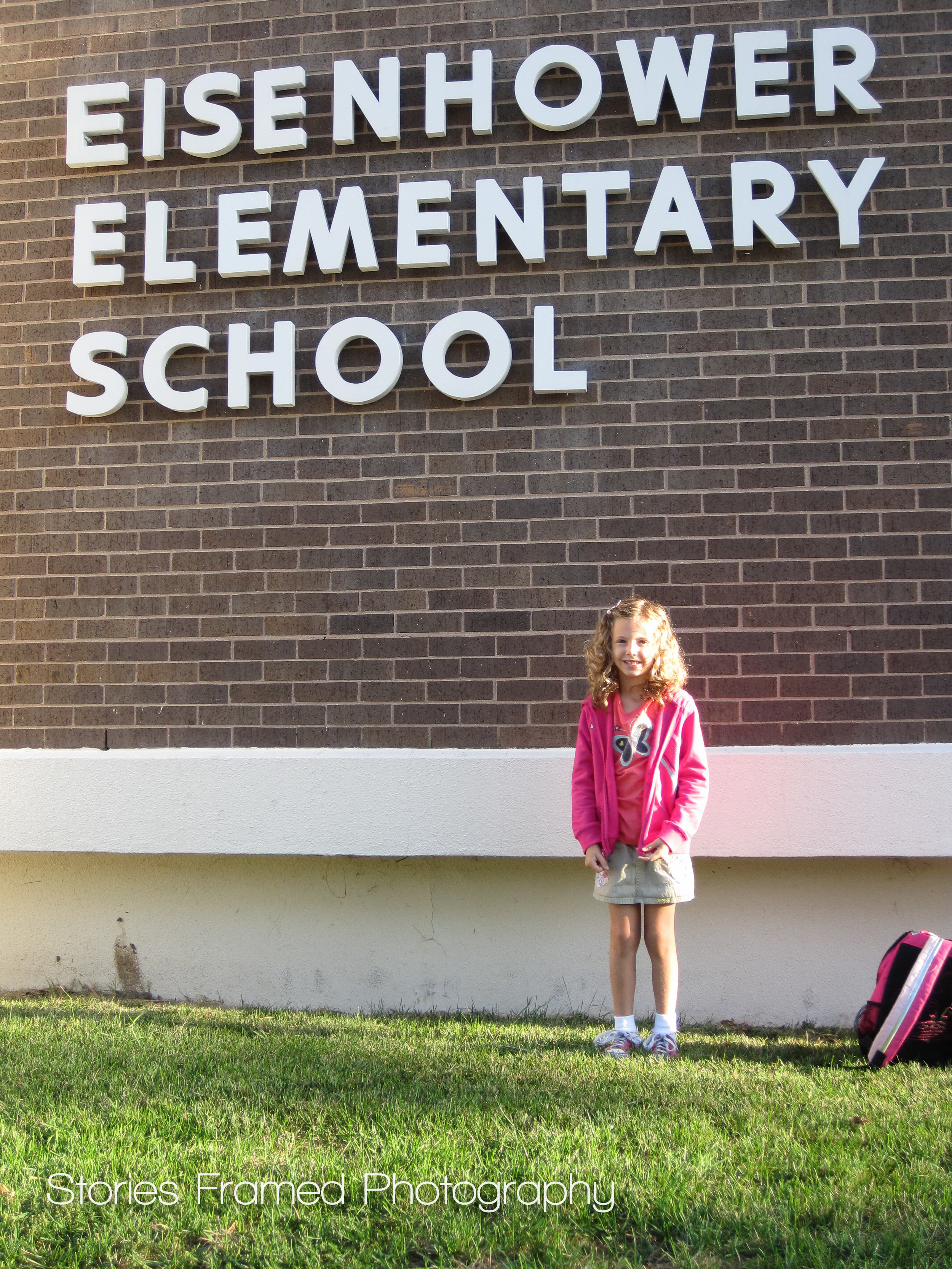 2009 | Sammie in 1st grade