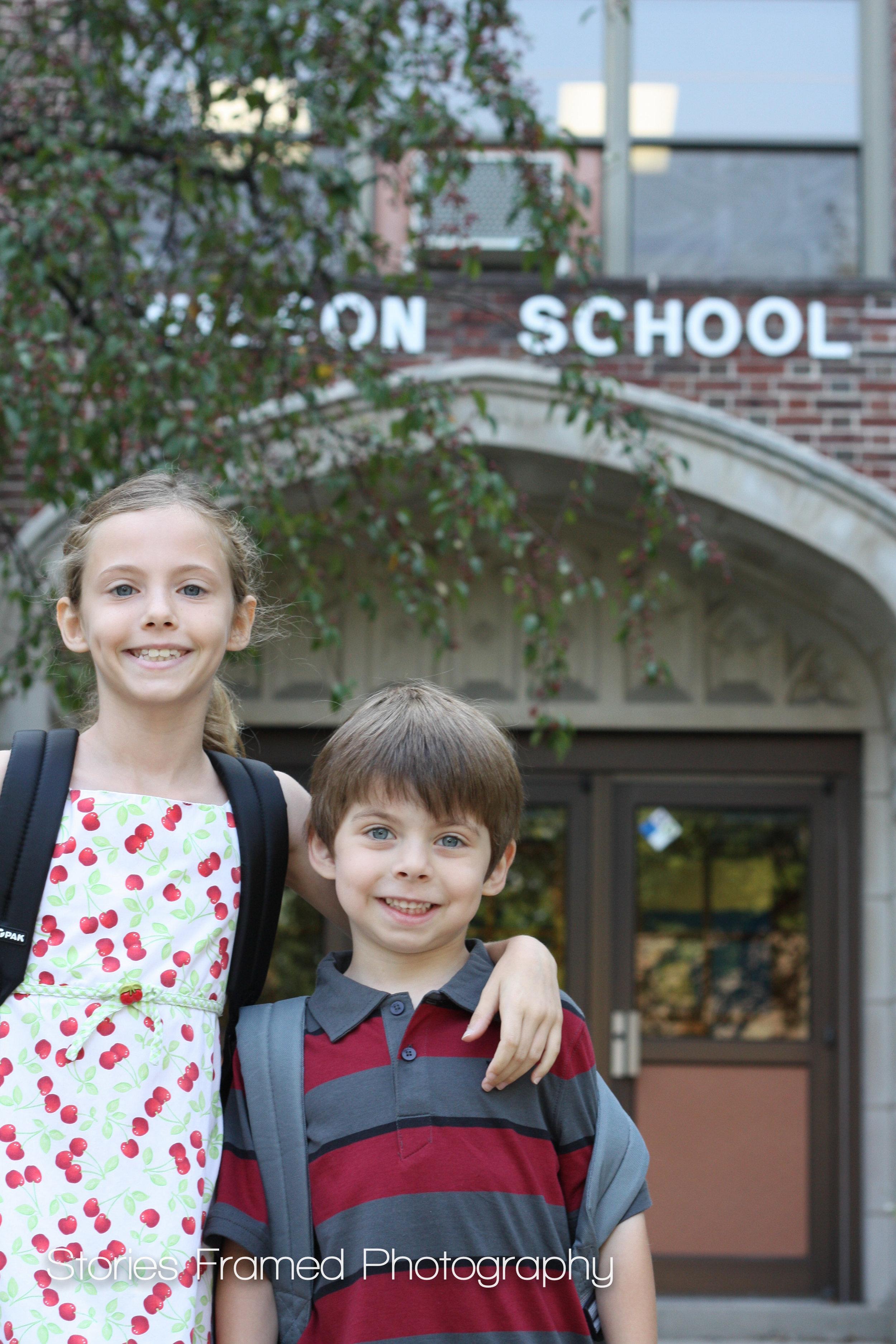 2011 | 3rd grade and 5K at a new school