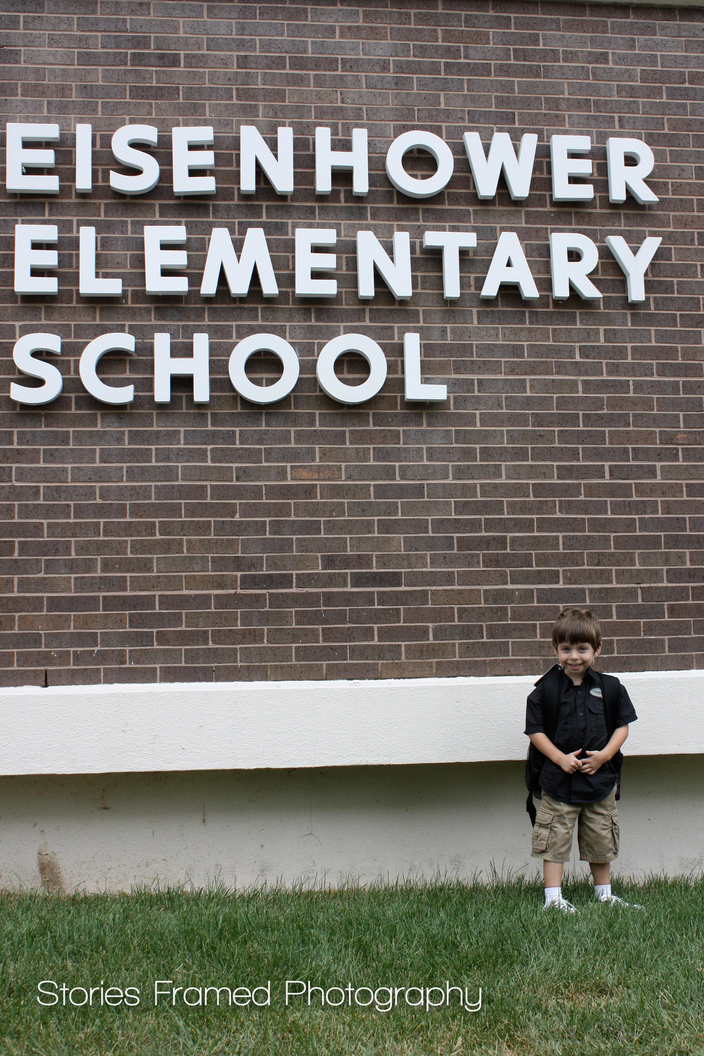 2010 | David in Junior Kindergarten