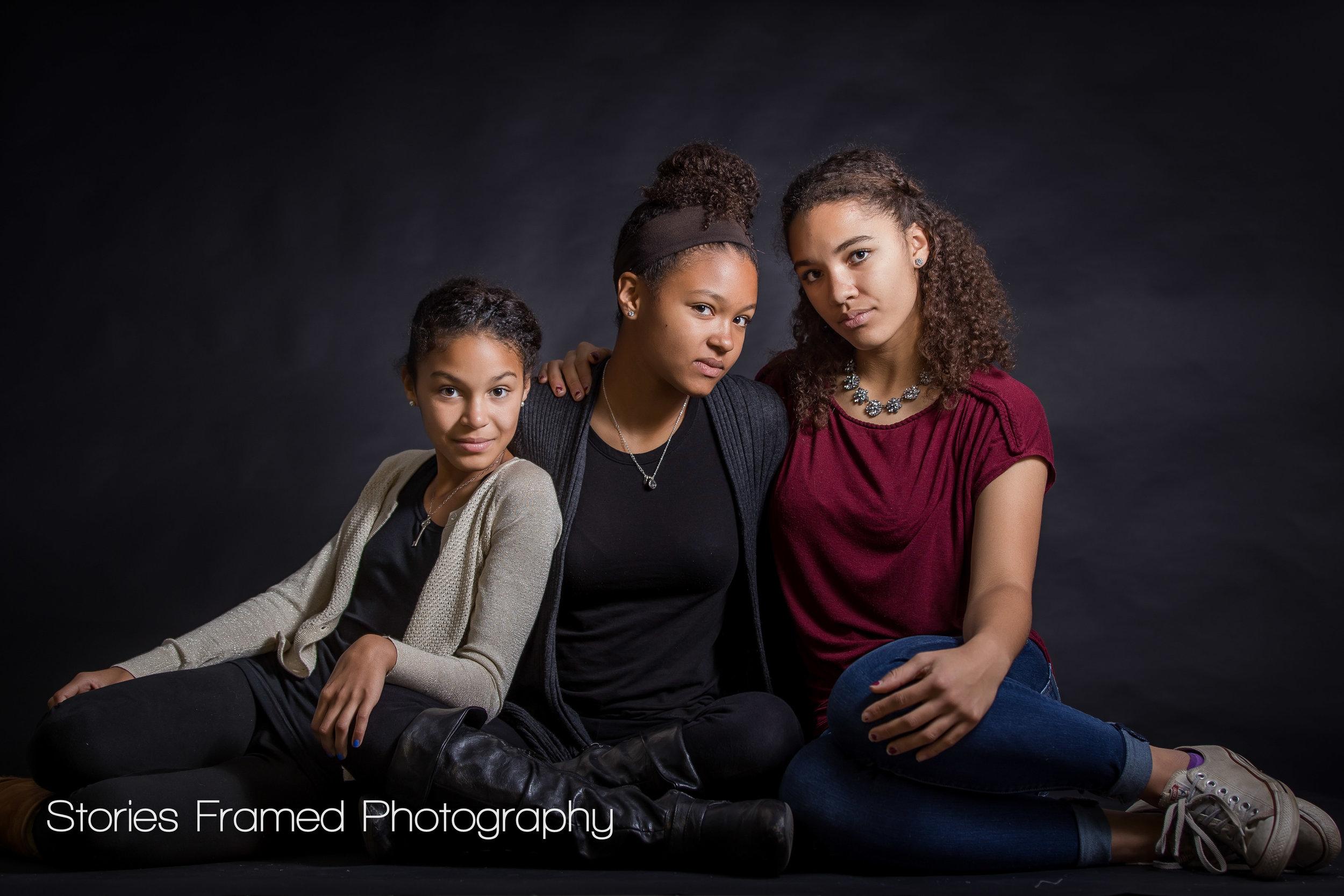 Keenan Sisters Sneak Peek Portrait